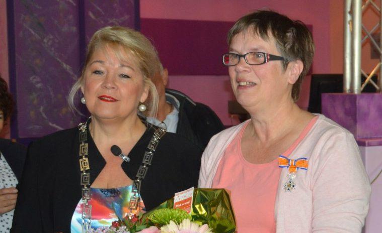 Koninklijke Onderscheiding Saskia Laurijssen