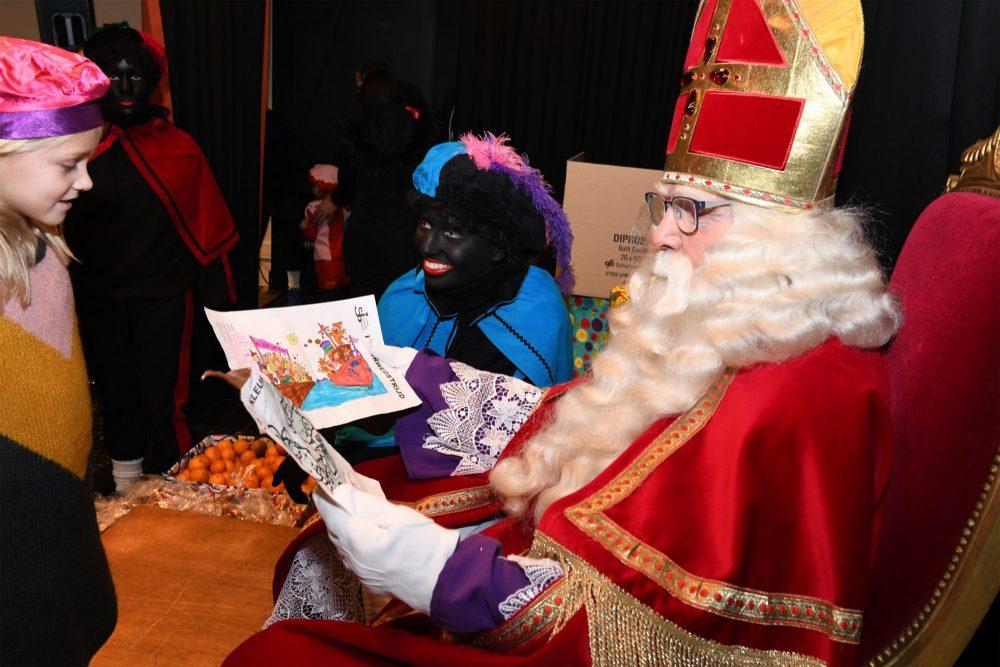 Foto's Sinterklaas 2018